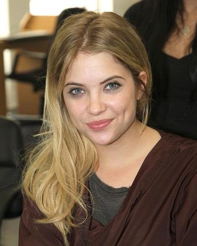 Ashley Benson Without Makeup 2