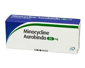 best antibiotic for acne Minocycline
