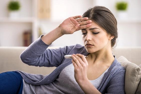 fever symptoms and causes