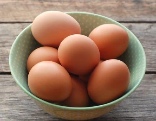 Eggs Hair Growth