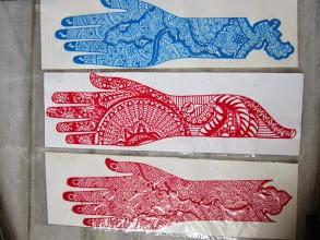 mehndi stencils designs