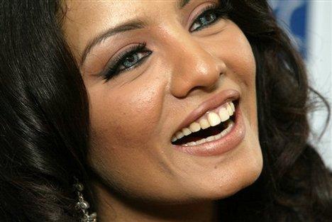 Celina Jaitley Without Makeup 3