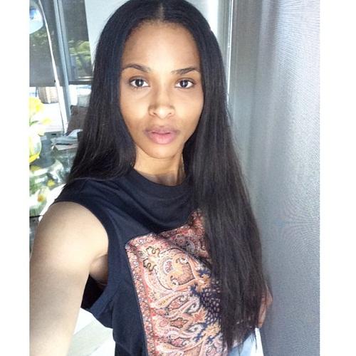 Ciara Without Makeup 2