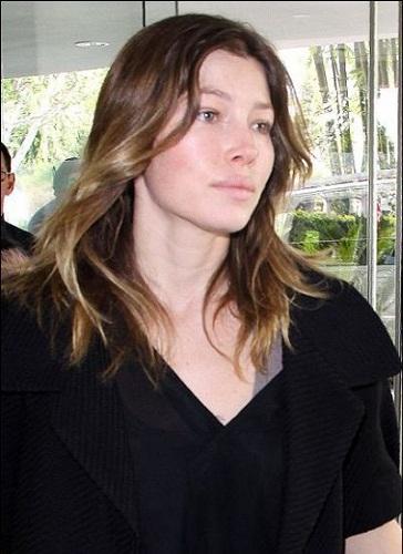 Jessica Biel Without Makeup 1