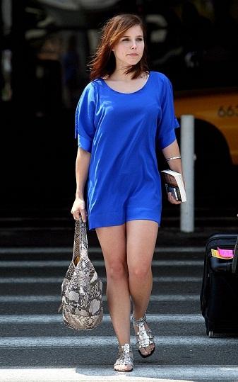 Sophia Bush without makeup7