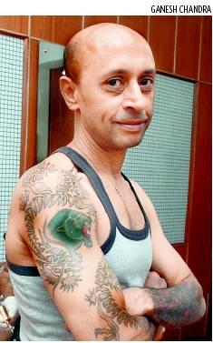 Tattoo designs Places in delhi6
