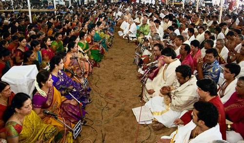 Thyagaraja Festival Feb