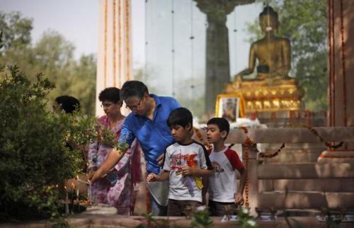 Buddha Jayanti May
