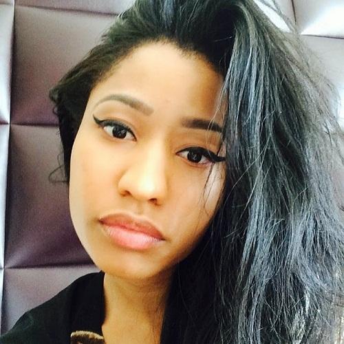 Nicki Minaj without Makeup 2