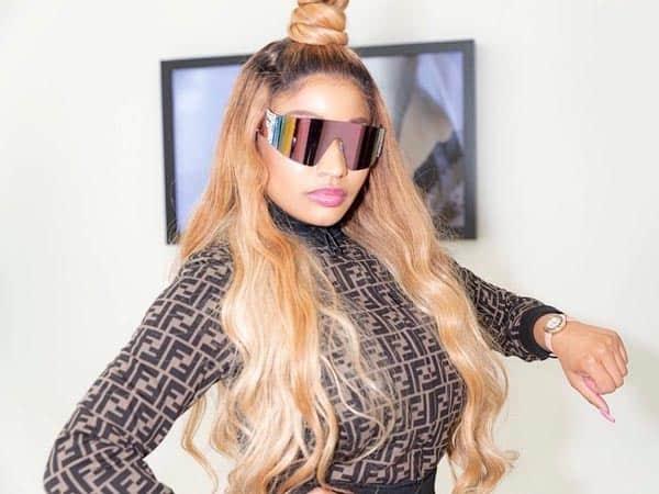Nicki Minaj without Makeup Main