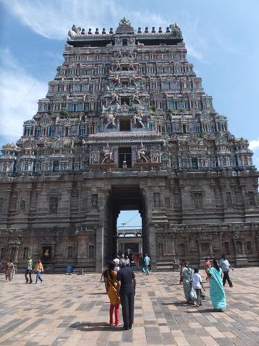 Thillai Natarajah Temple At Chidambaram