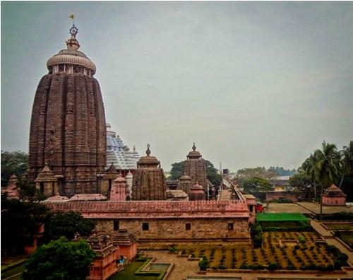 Jagannath In Puri