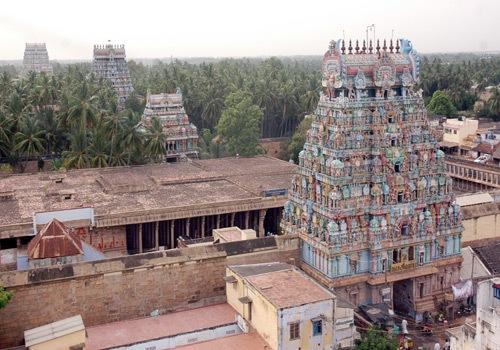 Jambukeswarar In Thiruvanaikaval