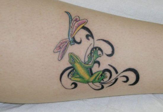 Dragonfly Tattoo 2