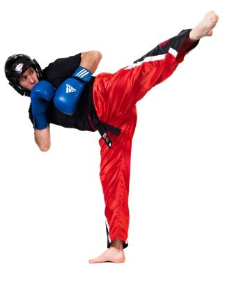 Kickboxing - fat burning workouts for men