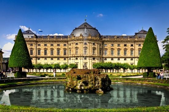 Wurburg Resident Palace