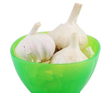 Healthy Food For Kids Garlic