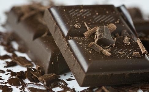 Healthy Dark Chocolate Food For Children