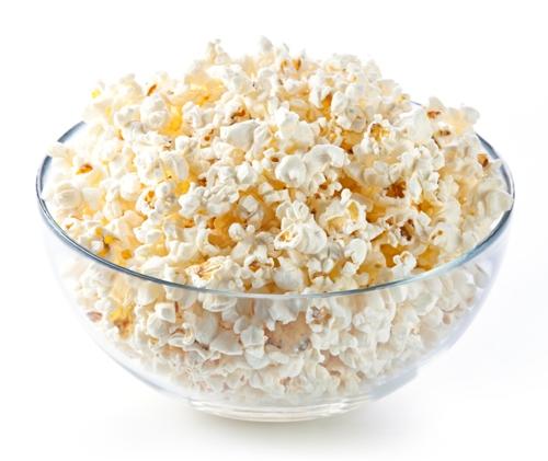 Popcorn Food For Children