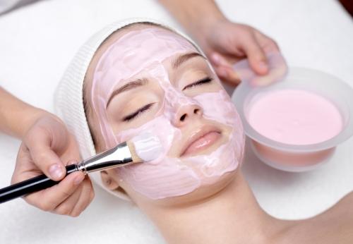 Facial mask 26