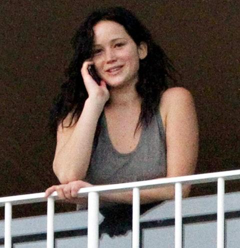 Jennifer Lawrence Without Makeup 2