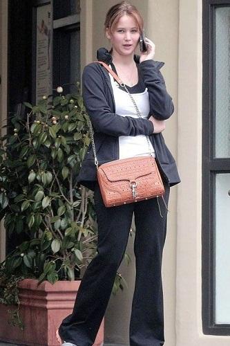 Jennifer Lawrence Without Makeup 14