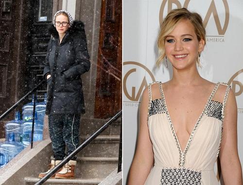 Jennifer Lawrence Without Makeup 5