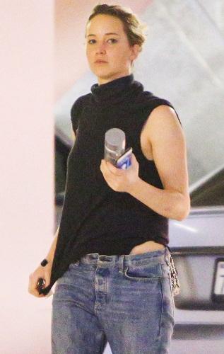 Jennifer Lawrence Without Makeup 7
