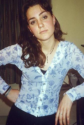 Kate Middleton Without Makeup 13