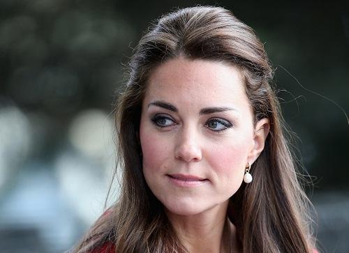Kate Middleton Without Makeup 4