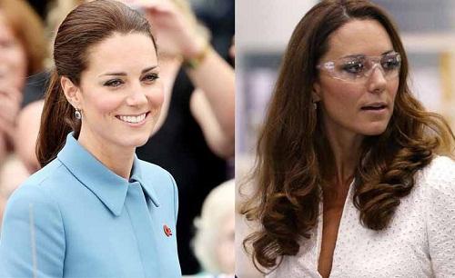 Kate Middleton Without Makeup 6