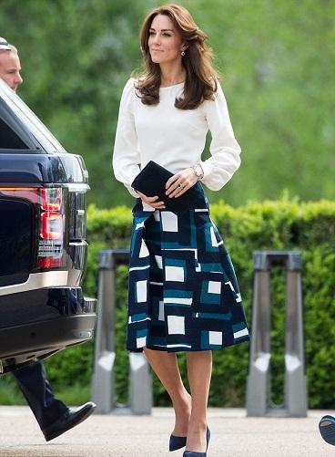 Kate Middleton Without Makeup 10