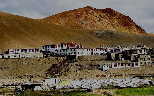 korzok-village_ladakh-tourist-places