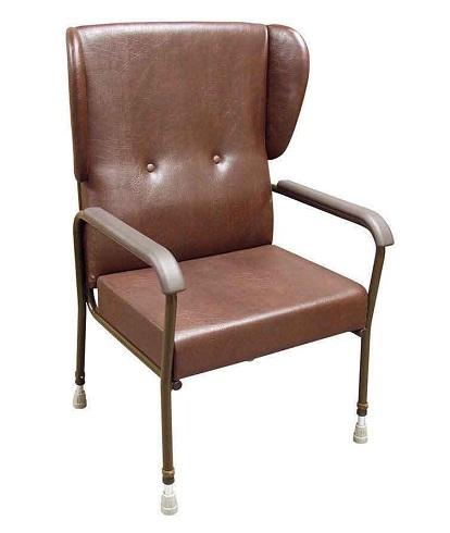 Spacious High Back Chair