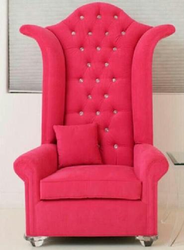 Sensational High Back Chairs