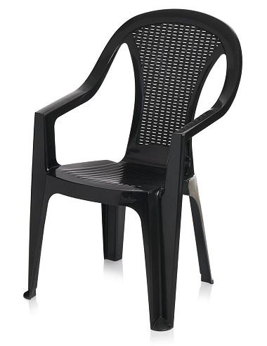 Durable Plastic High Back Chair