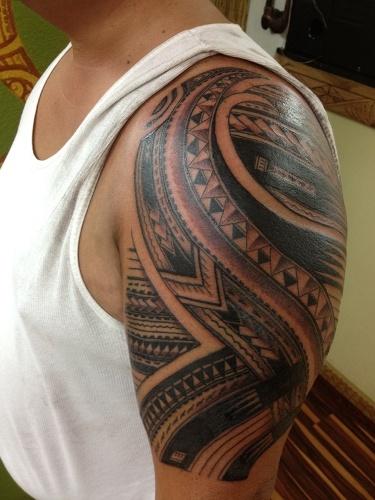 Polynesian Tattoo Designs3