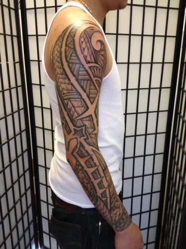 Polynesian Tattoo Designs5