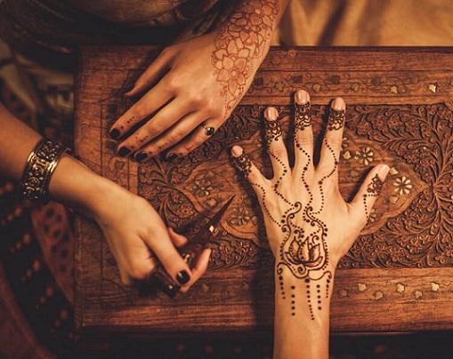 Quick Mehendi Designs-Simple Arabic Designs