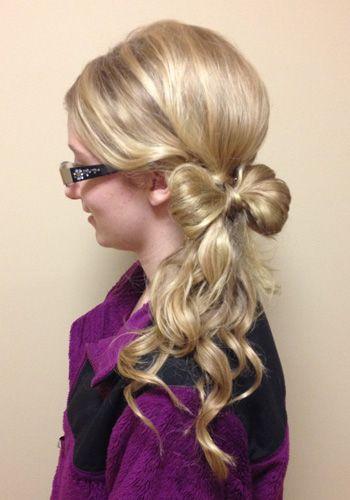 side ponytail 5