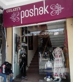 Poshak Boutiques In Chandigarh