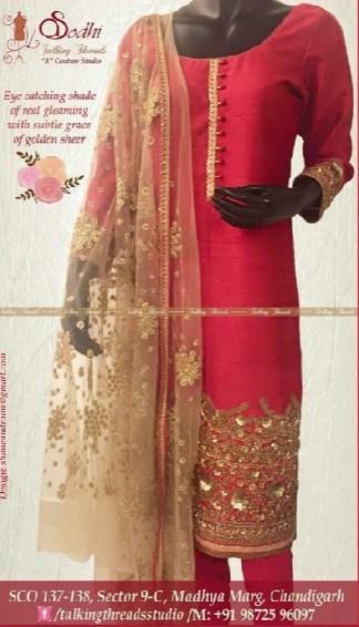 Anu Sodhi Boutique Chandigarh