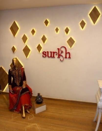 Surkh Designer Boutique Chandigarh