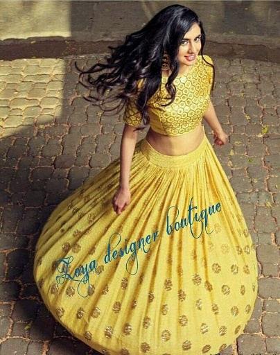 Zoya Designer Boutique Chandigarh