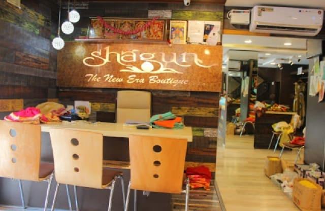 Shagun Boutiques In Bangalore