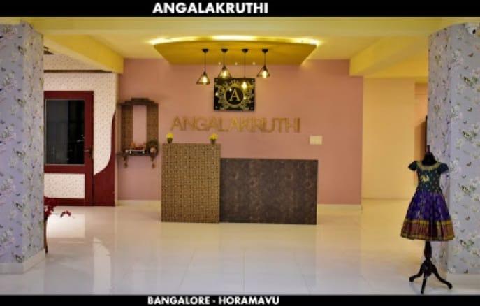Angalkruthi Boutique Bangalore