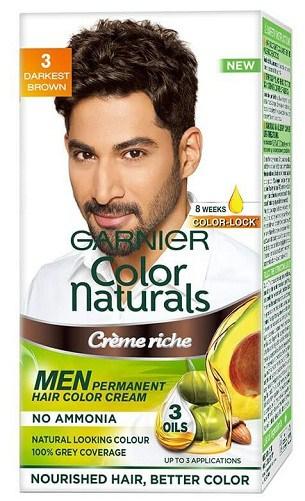 Garnier Color Naturals Men Shade