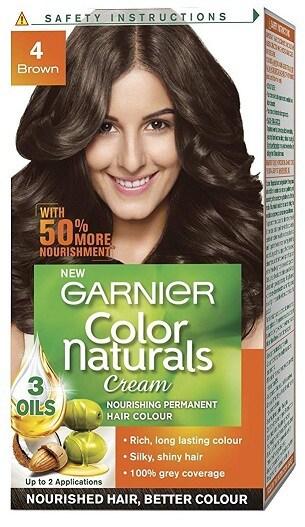 Garnier Color Naturals Mini Shade Normal Brown
