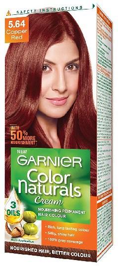 Garnier Color Naturals Shade Copper Red