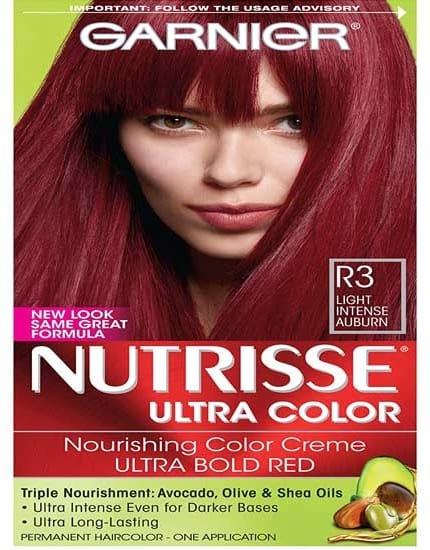 Garnier Nutrisse Hair Color Light Intense Auburn